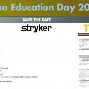trauma education day 2018 (Stryker)